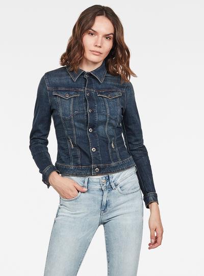 3301 Slim Denim Jacket