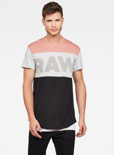 T-shirt Starkon Graphic Loose
