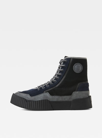 Rackam Scuba High II Sneakers