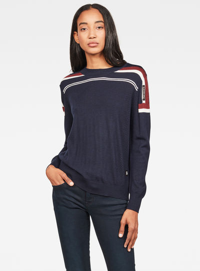 Siva Knitted Pullover