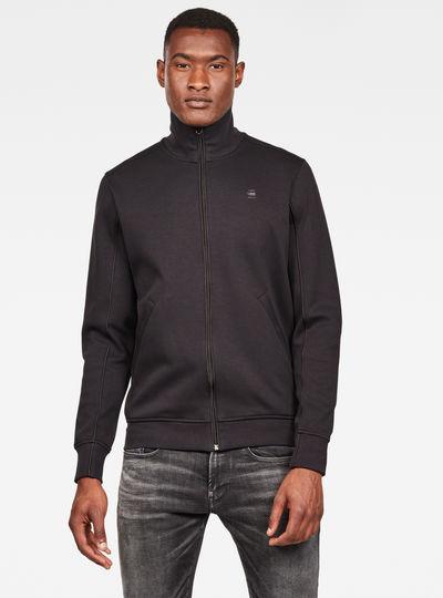 Lanc Tracktop Sweater