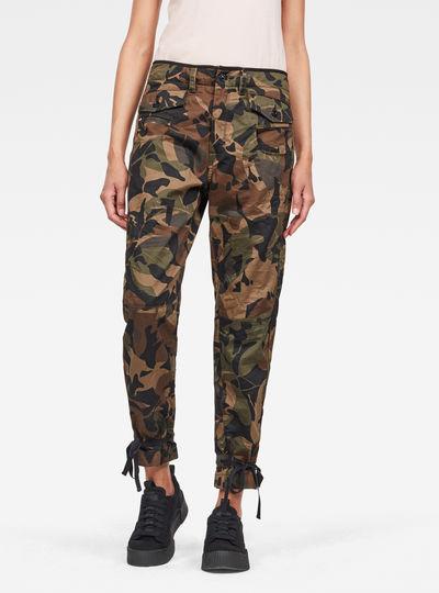 Pantalon Army Radar Boyfriend Strap