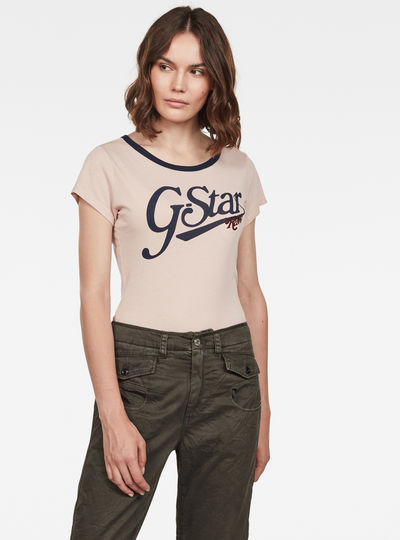 Graphic 27 Slim Top