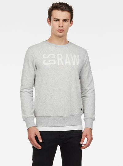 Graphic 17 Core Sweater