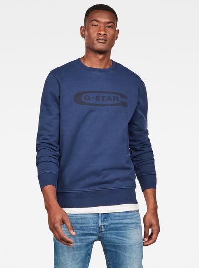 Graphic 18 Core Sweater