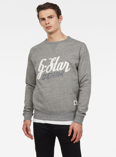 Graphic 15 Core Sweater