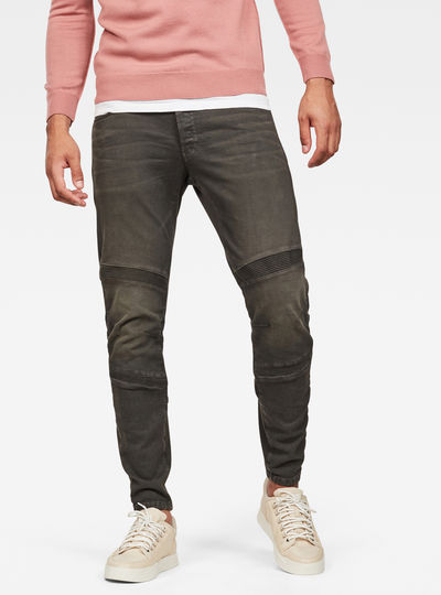 Motac 3D Slim Colored Jeans