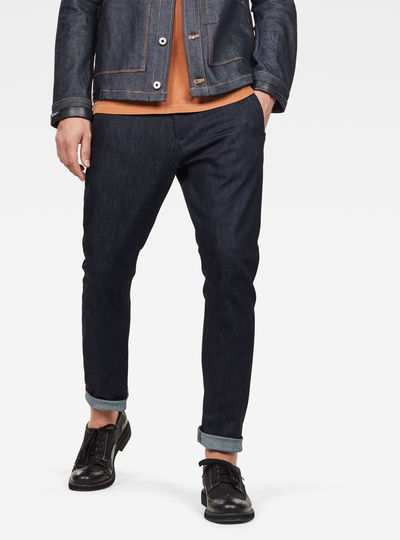 Vetar Denim Chinohose
