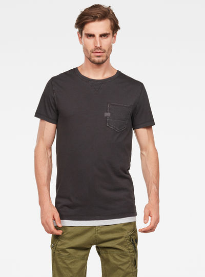 Muon Pocket T-Shirt