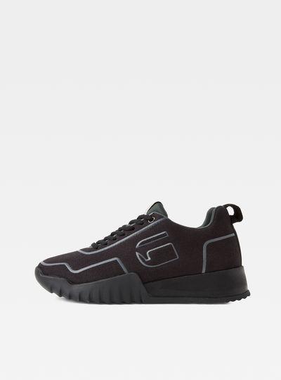 Rackam Rovic Debossed Sneakers