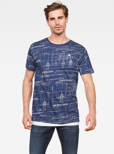 T-shirt Salant Loose