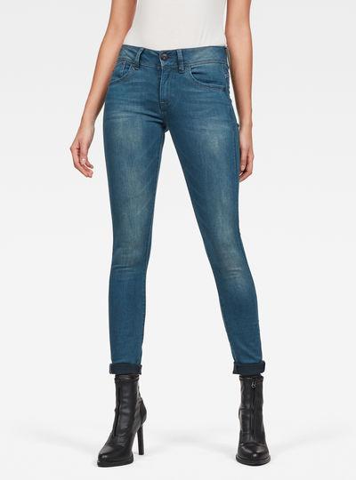 Jean Lynn Mid Skinny