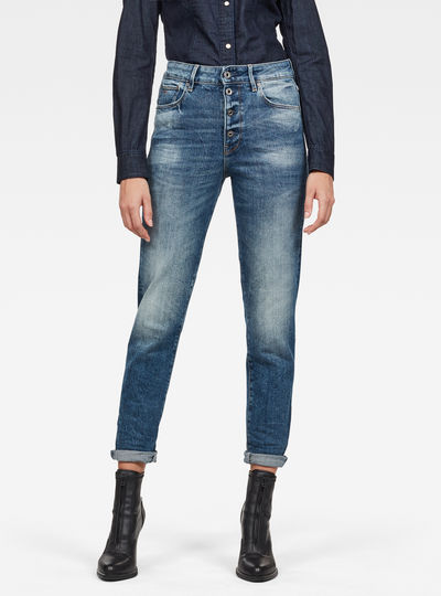 Navik High Slim Ankle Jeans