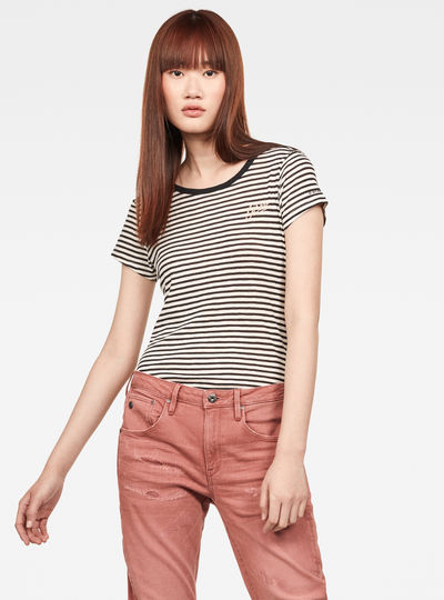 Graphic 26 Slim Top