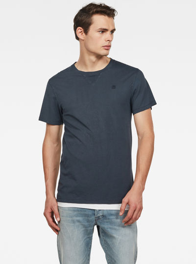 Earth Ronde Hals T-Shirt