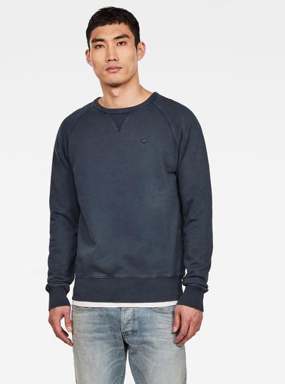Earth Core Raglan Ronde Hals Sweater