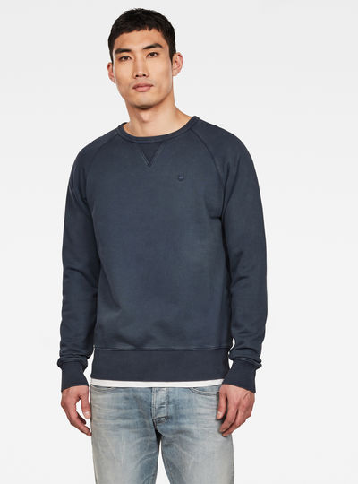 Earth Core Raglan Sweatshirt