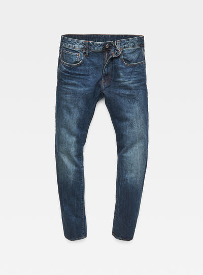 3301 Deconstructed Straight Jeans