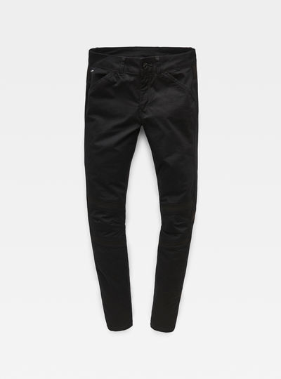Motac Army Deconstructed Mid Waist Skinny Jeans