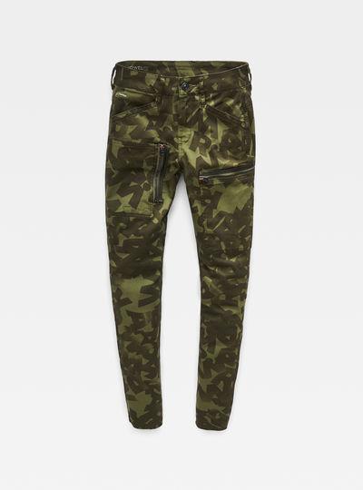 Powel Mid Waist Skinny Jeans