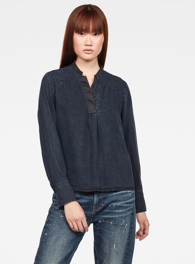 Ogee Straight Shirt