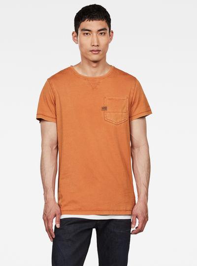 T-shirt Muon Pocket