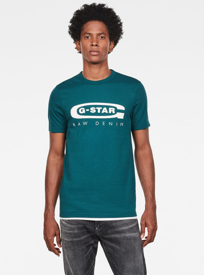 T-shirt Graphic 4 Slim