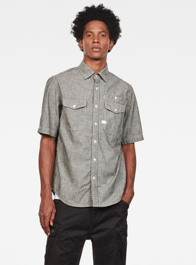 CPO Straight Shirt