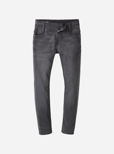 D-Staq Straight Jeans