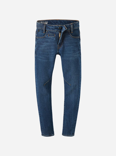 D-Staq Tapered Jeans
