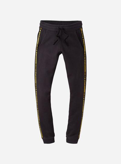 Pantalones de deporte Tapered