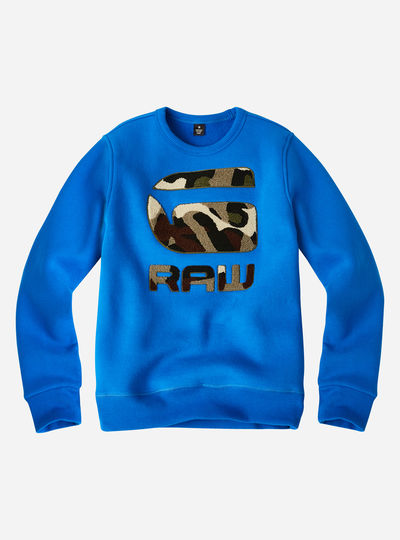 Graphic Logo Sweater