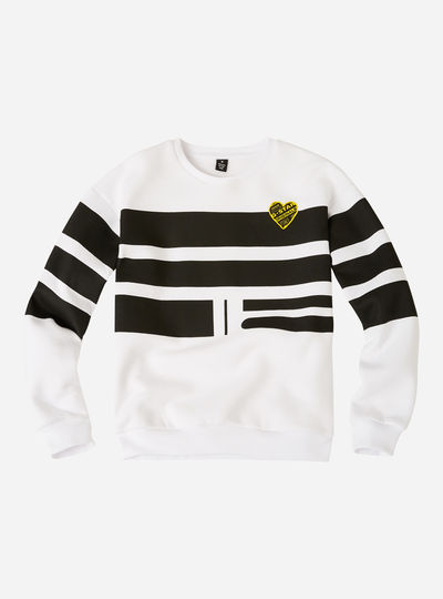 Graphic Sweater
