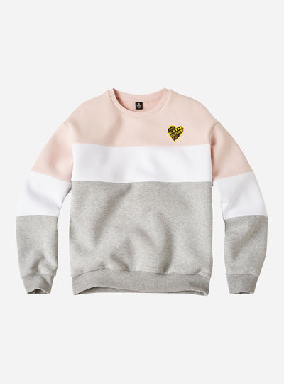 Graphic Logo Sweater