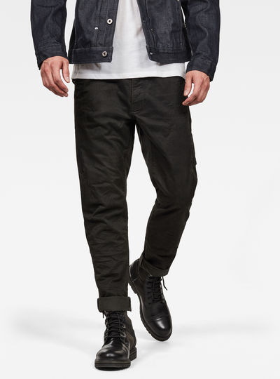 Pantalon 3D Cargo Slim Tapered