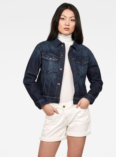 3301 Straight Denim Jacket C