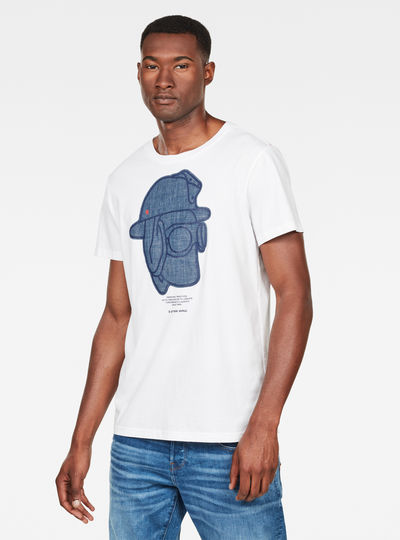 Camiseta Graphic 10