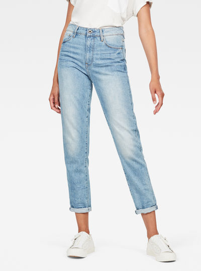 Jeans 3301 High Straight 90's