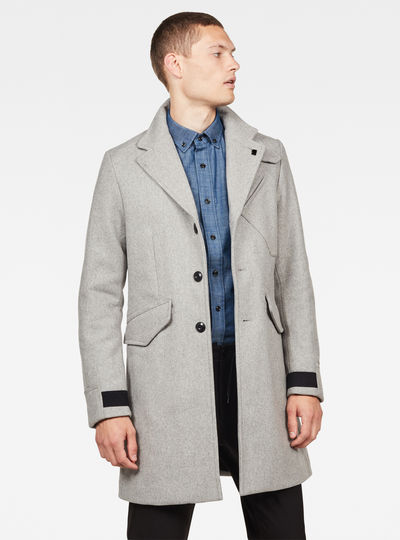 Varve Wool Coat