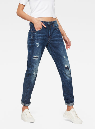 Arc 3D Low Waist Boyfriend Jeans