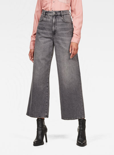 D-Staq High Ankle Jeans