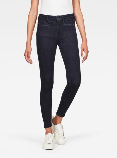 Ashtix Super Skinny Ankle Jeans