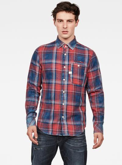 Bristum 1 Pocket Slim Shirt