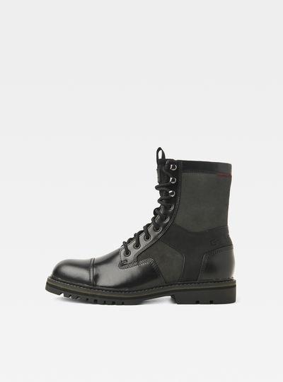Tendric Boots Zip