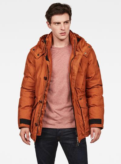Vodan Hooded Jacket
