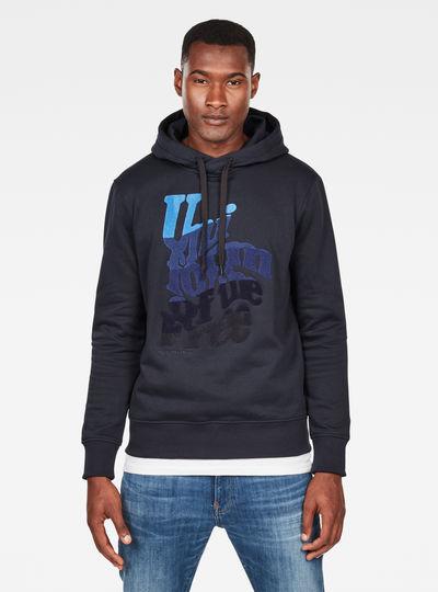 Graphic 3 Core Sweater