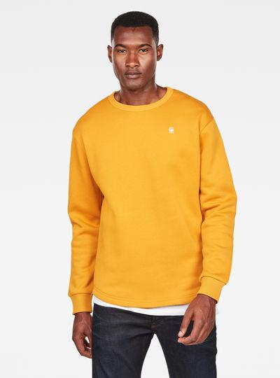 Korpaz Graphic Camo Sweater