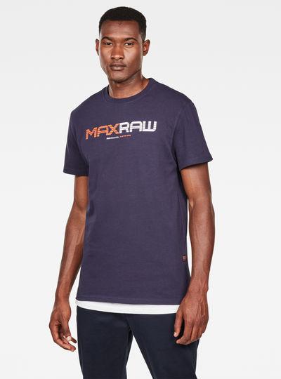 MAXRAW III Graphic T-Shirt