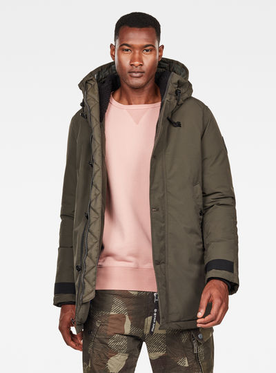 Arctic Expedition Jacke