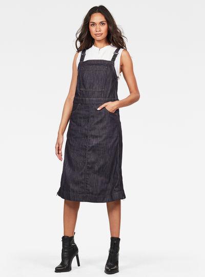 GSRR D-Staq Apron Dress
